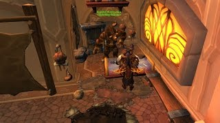 World of Warcraft Ske'rit's Leather Handbook Skinning Legion Quest Guide