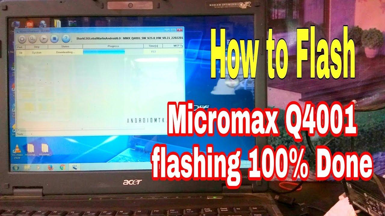 Download Micromax Q4001 Firmware File - Micromax Q4001 Stock