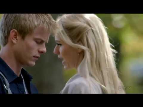 Graham Rogers /Caleb Haas (flirt scene) - Quantico (tv series) #6