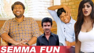 Bijli Ramesh Shooting Spot Galatta With Gopi – Sudhakar | Fun Unlimited Interview