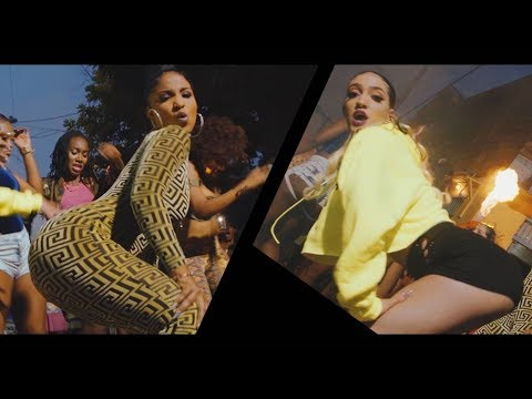 "Shenseea, Samantha J & Azaryah - SHOW OFF by Jonny Blaze x Stadic (Official Music Video) ""2018"""