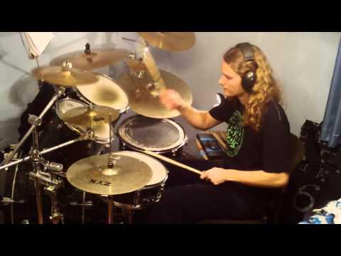 Ektomorf - Mass Ignorance - Drum cover Bobnar Simon