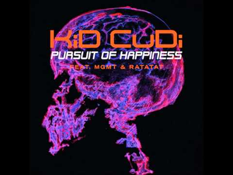 Kid Cudi feat MGMT & Ratatat Pursuit Of Happiness