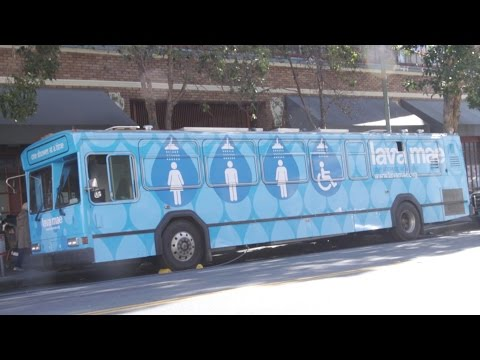 Converting Buses into Mobile Showers for the Homeless | Engineering Is