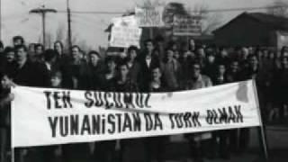 Batı Trakya Türkleri Tarihinin Anlatıldığı Belgesel