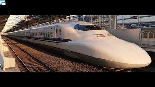 700系 C52編成 京都発車 4K