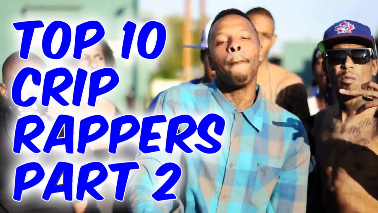 Top 10 New York Crip Rappers