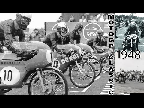Motogp Classics L Motogp World Champion 1948 Retro Road Racing Jaman Old Youtube