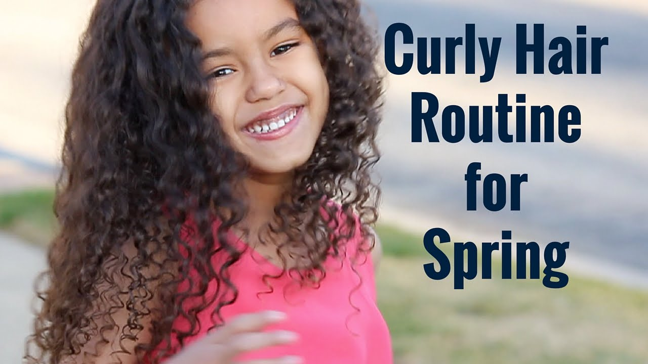 how to style biracial curly hair routine for curly biracial hair 1231