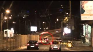 Boban Rajovic vozio bahato cik cak 100 na sat u Kneza Milosa