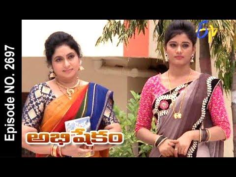 Abhishekam | 8th September 2017| Full Episode No 2697 | ETV Telugu