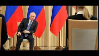 12.05.2020. Рейтинг Путина 7,4%. Варианты игры.