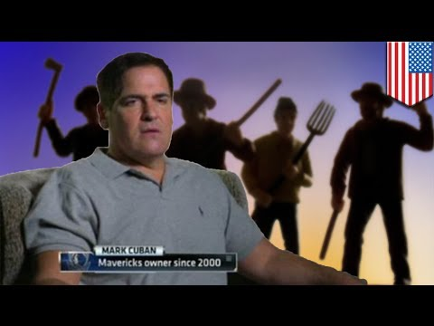 Mark Cuban's Trayvon Martin example while explaining bigotry doesn't go over well