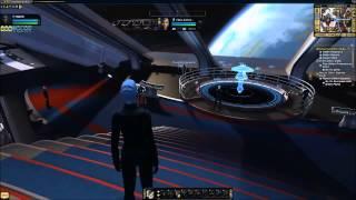 Star Trek Online, Base Tierra, remodelación temporada 9. Castellano