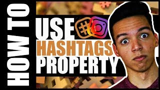 How to use instagram hashtags properly 🔥 2019 (INSTAGRAM UPDATE 💪)
