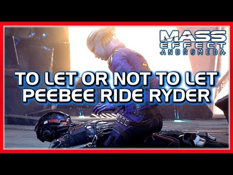 Mass Effect: ANDROMEDA 🚀 Meet PeeBee, Interrupt & No Interrupt Versions