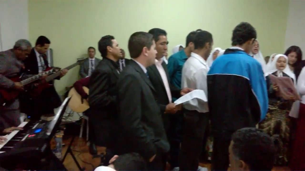 Irm�os de Campinas na Inaugura��o do Templo em Santa B�rbara D'Oeste