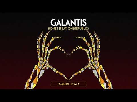 """Galantis - """"Bones"""" feat. OneRepublic (ESQUIRE Remix)"""