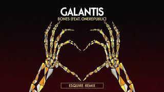 Play Bones (feat. OneRepublic) (eSQUIRE Remix)