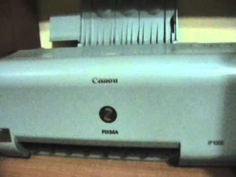 CANON INKJET PIXMA IP1000 64BIT DRIVER DOWNLOAD