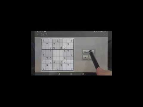 Sudoku Solver - Sudoku Easy Puzzle With Answers #10