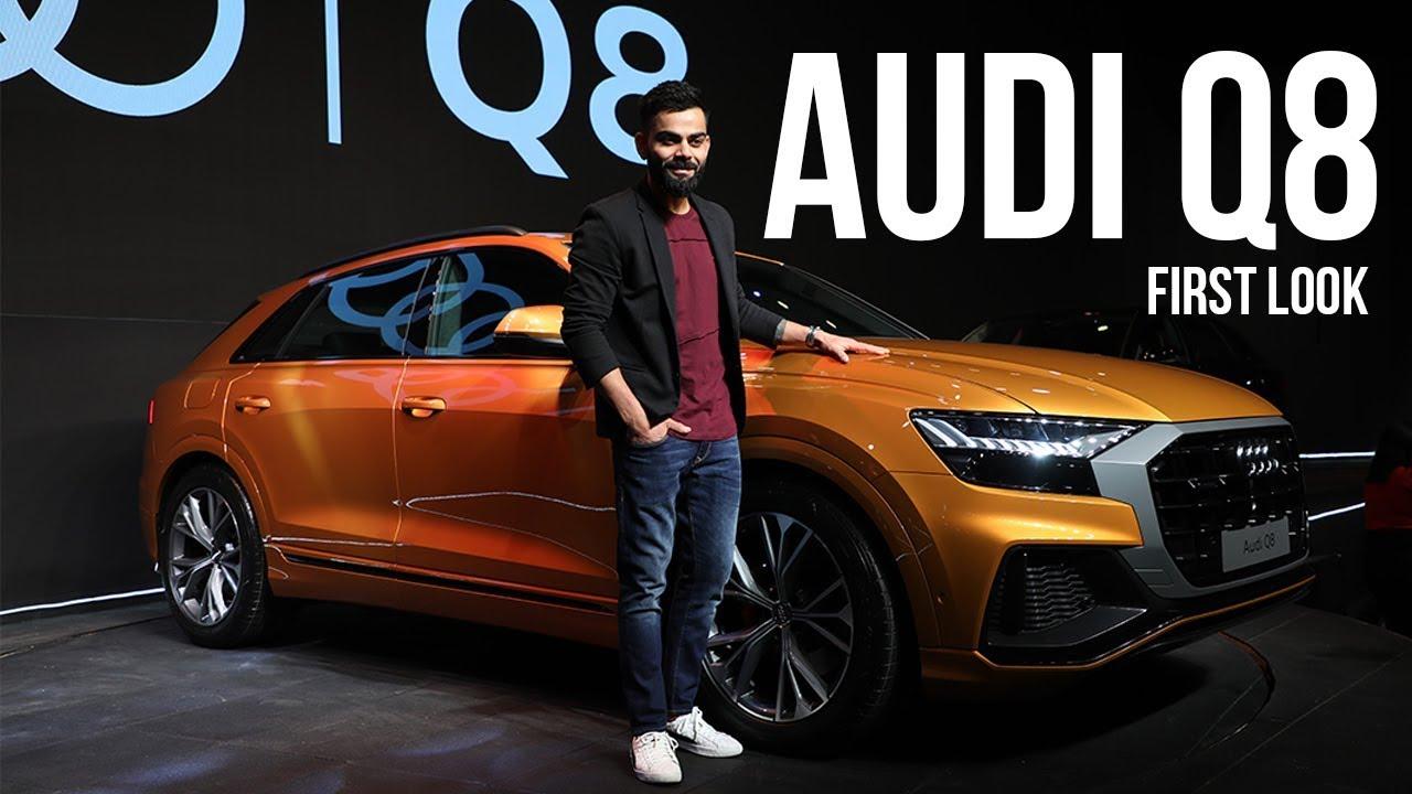 Virat Kohli बने Audi Q8 खरीदने वाले पहले ग्राहक, जानें क्या है कीमत