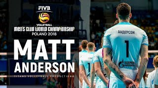 Matt Anderson | The Best of FIVB Men CWCH 2018