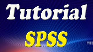 belajar spss tutorial pengenalan spss oleh widarto rachbini