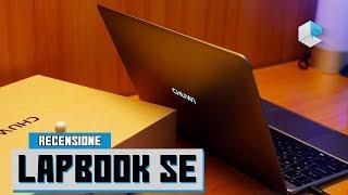 Recensione Chuwi LapBook SE