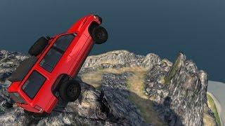 BeamNG.drive - Balgedar Mountain 1.1