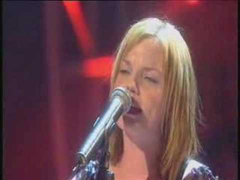 Fame Academy 2002 - Sinéad Quinn - Don't Speak