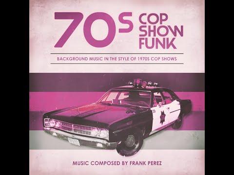 70s Cop Show Theme 2 (royalty free) - Frank Perez