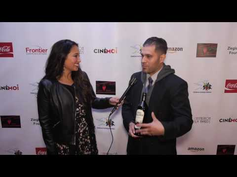 Cinémoi's Oscars After Party Interview w/ Tony Carballo