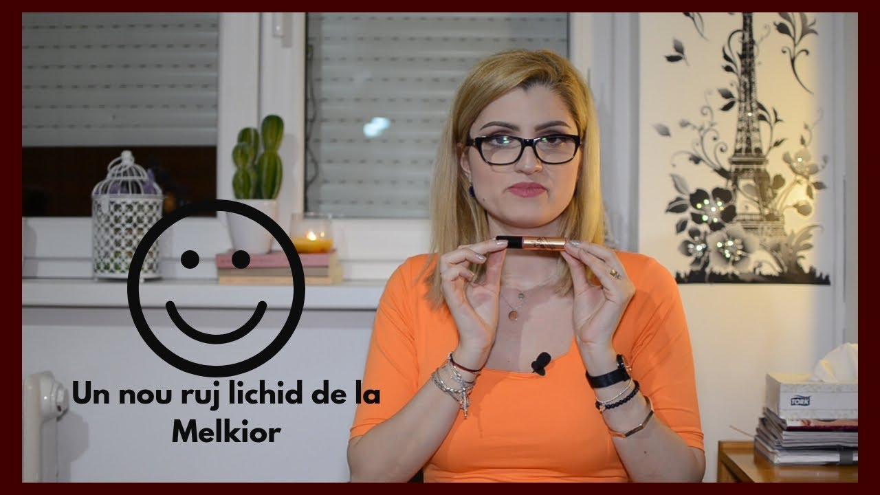 Ruj Lichid Alexia Melkior Youtube