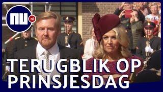 Troonrede, baard en balkonscène: Prinsjesdag van uur tot uur | NU.nl