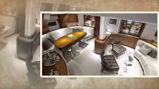 Ares Custom Yachts | Miniskirt & Ares 135 restoration
