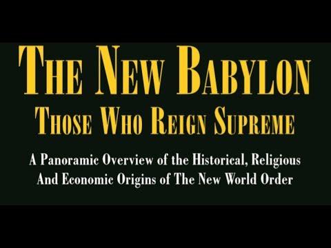 Lobservateur Du Pril Innommable The New Babylon Extraits