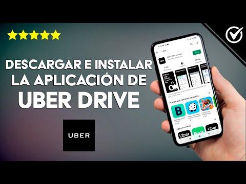 Cómo Descargar e Instalar la Aplicación de Uber Driver o Pasajero - App Uber