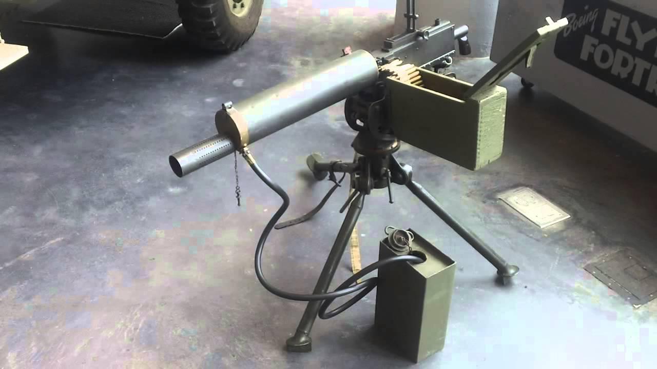 M Browning Machine Gun The National World War Museum New - Gun museums in usa