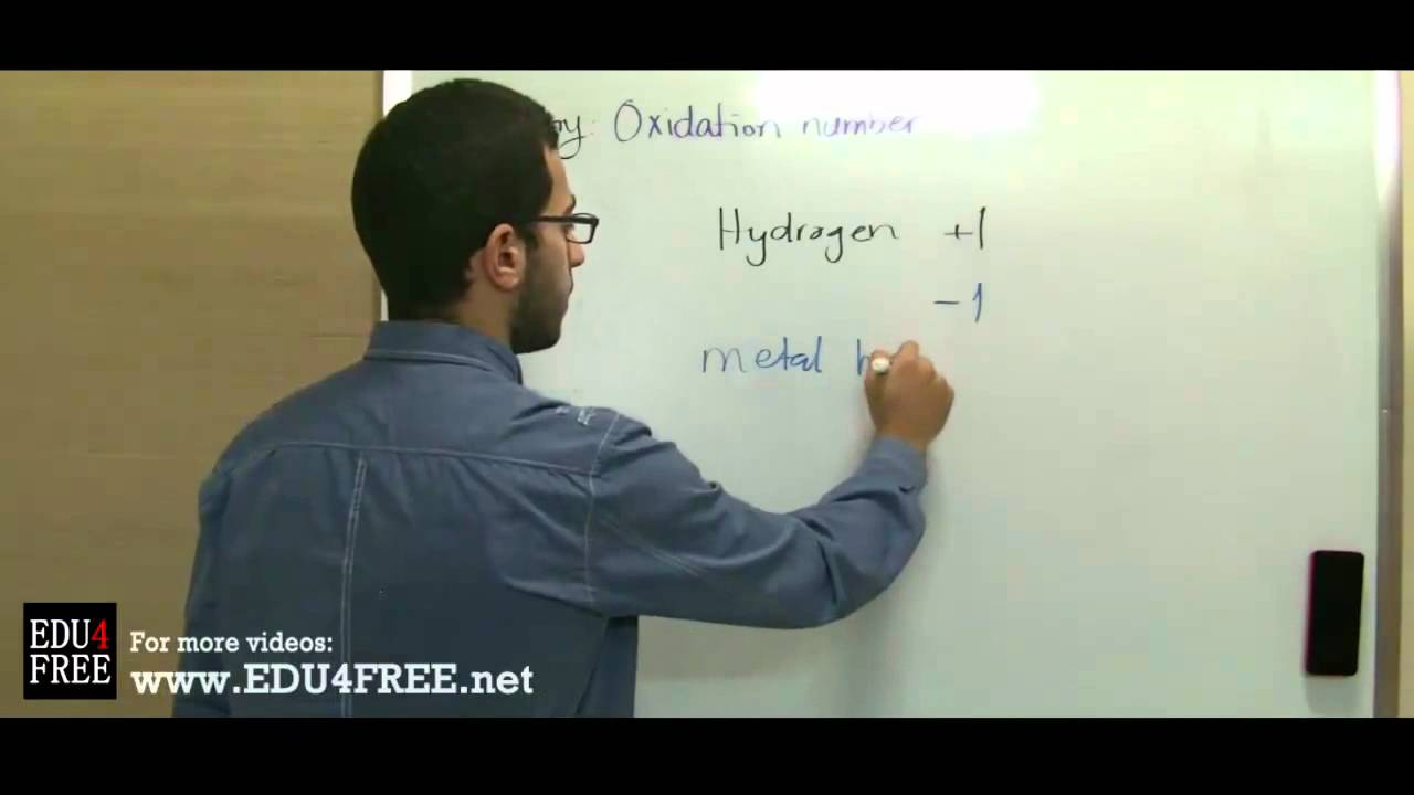 Oxidation number periodic table chemistry edu4free youtube oxidation number periodic table chemistry edu4free urtaz Choice Image