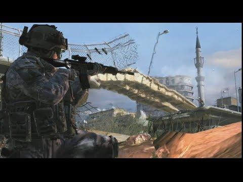 US RANGERS IN HEAVY COMBAT ! Call of Duty 4 Modern Warfare 2