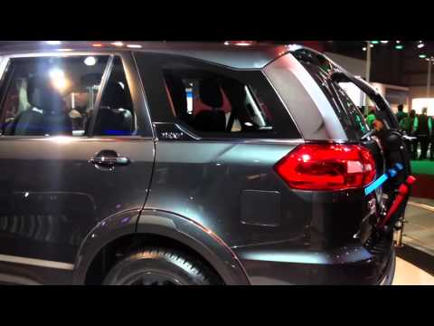 Tata Hexa SUV Preview, First Look, Interior, Launch date,