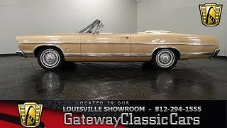 1967 Ford Galaxie 500 Convertible - Louisville Showroom - Stock #961