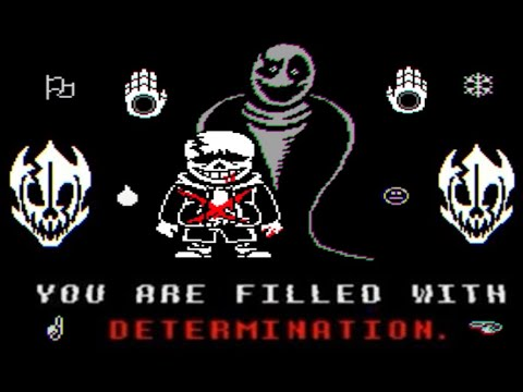 Undertale Last Breath Phase 3 Completed Official Youtube