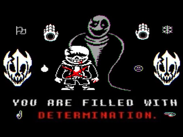 Undertale Last Breath Phase 3 Completed Official Undertale Fangame Youtube