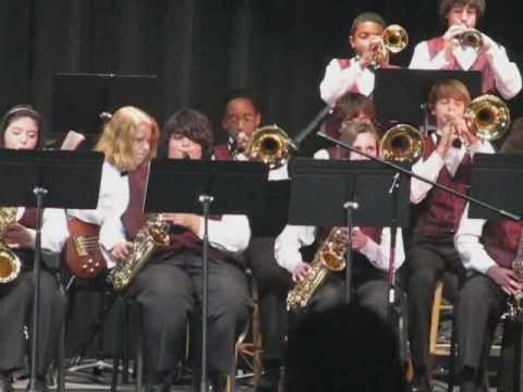 Teague Jazz Band performs 'To Be Or Not To Bop'