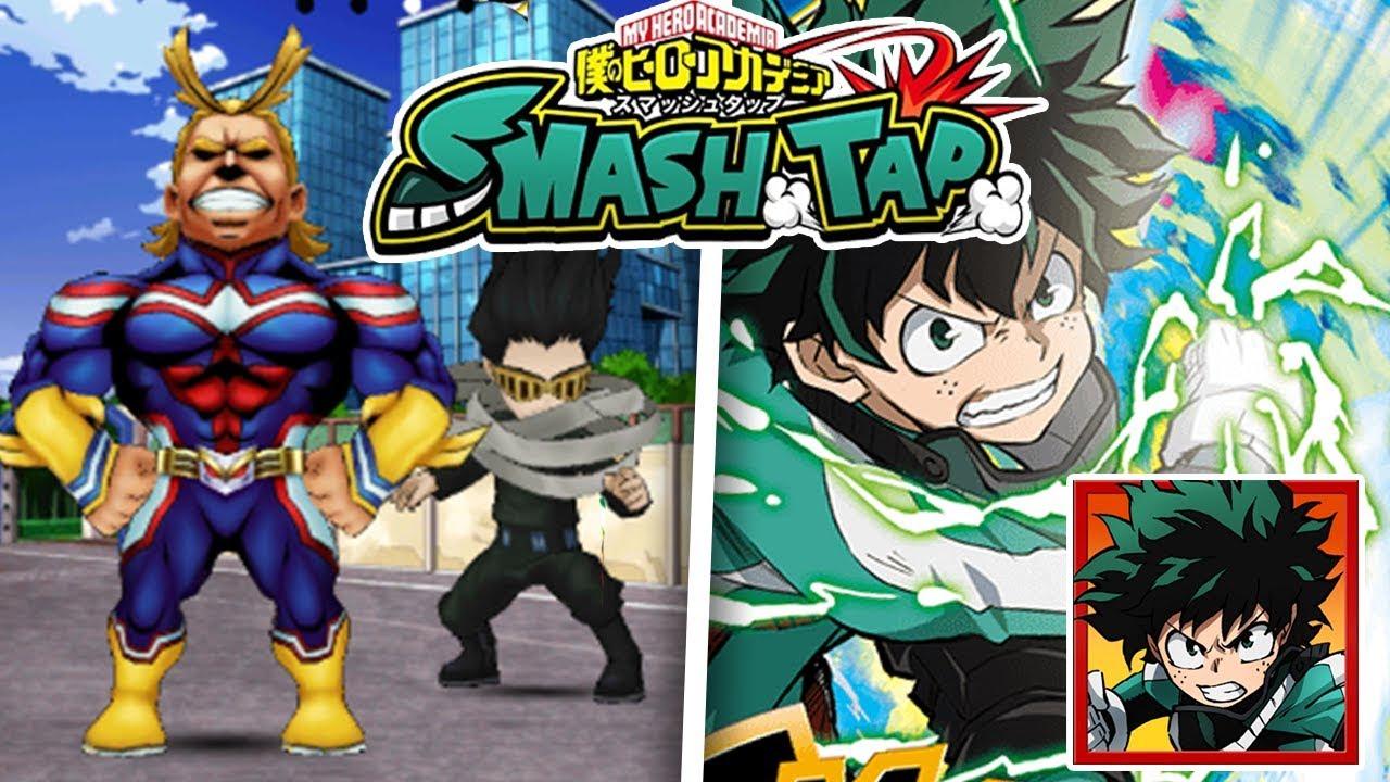 Smash Tap