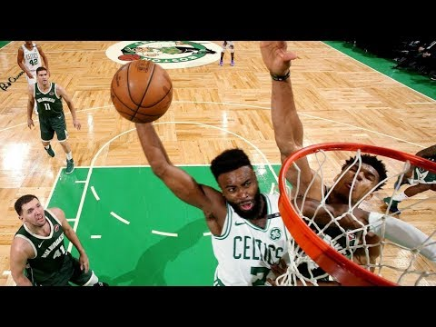 Best Dunks and Posterizes! NBA 2019 Playoffs Part 2