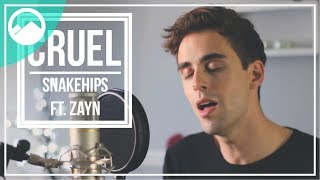 Snakehips ft. Zayn - Cruel - Matt DeFreitas Piano Cover