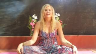 Tantra Love Retreat Hana from Sweden